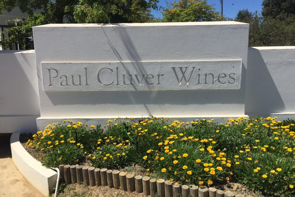 Proudly Keeping it in the Family at Paul Cluver – or Not?