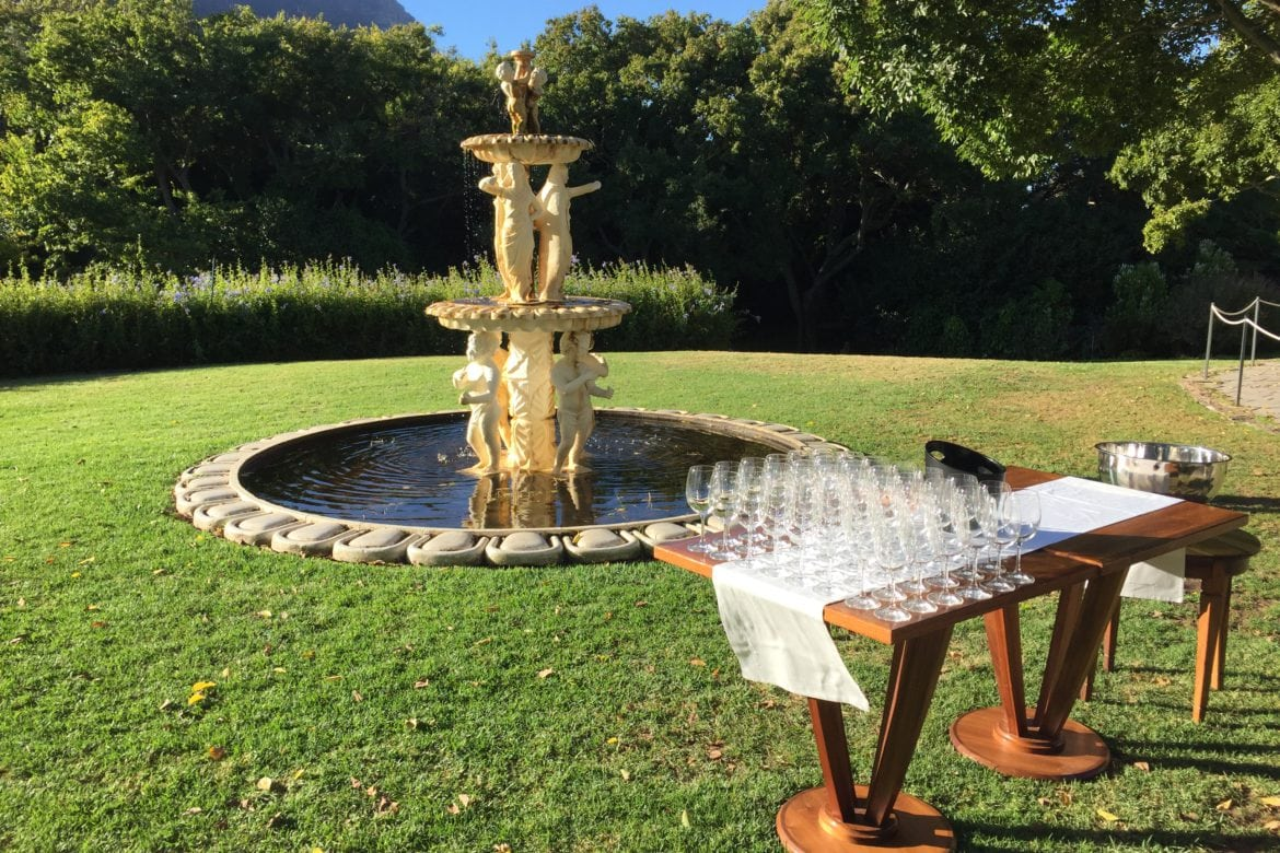 Multi-Faceted Wines on Display at the Vineyard