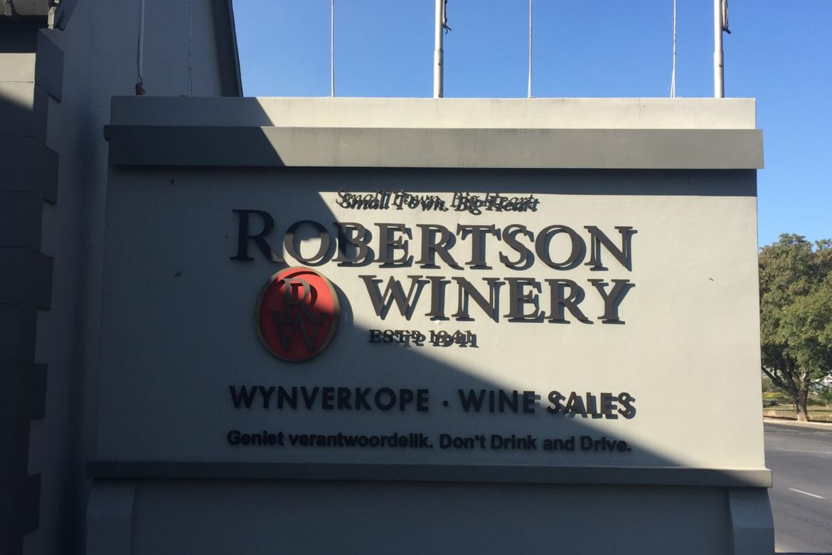 Robertson – Town by Name, Wine by Name