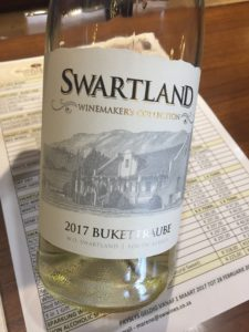 Swartland Winery