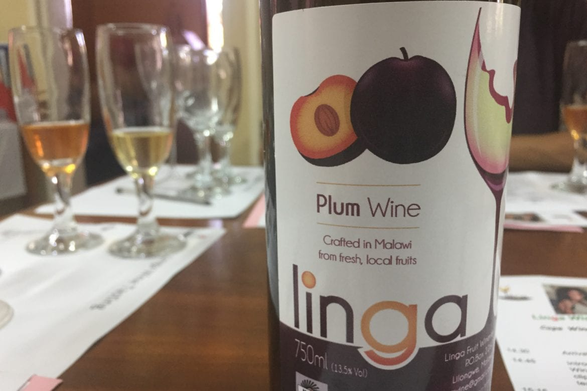 Linga-ring in a Winery in Malawi