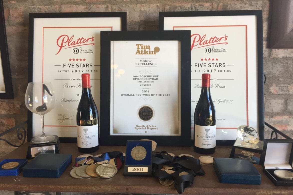 Perfection is Attainable at Boschkloof Wines