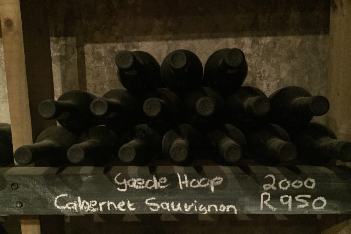 The Bestbier Family produces Best Wines at Goede Hoop
