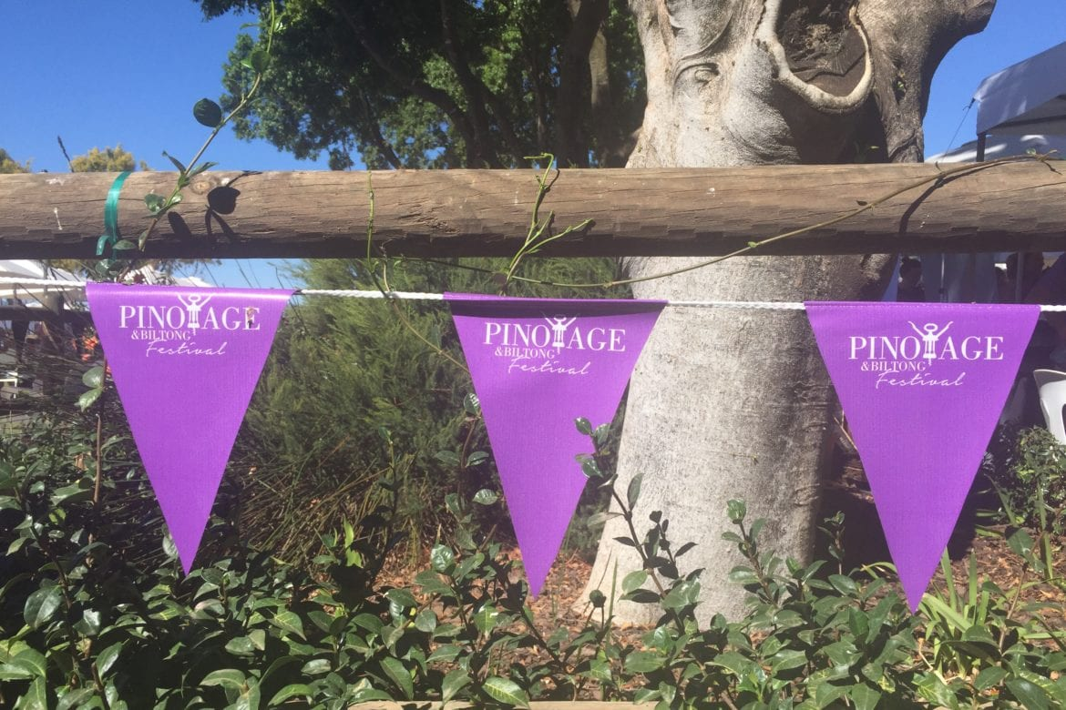 Pinotage Hits a Purple Patch in Paarl