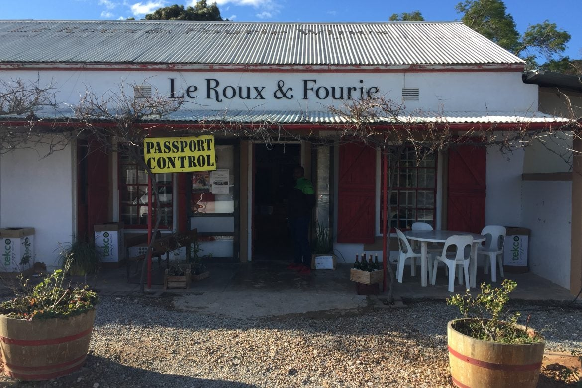 2018 Wacky Wine Ends at Le Roux & Fourie