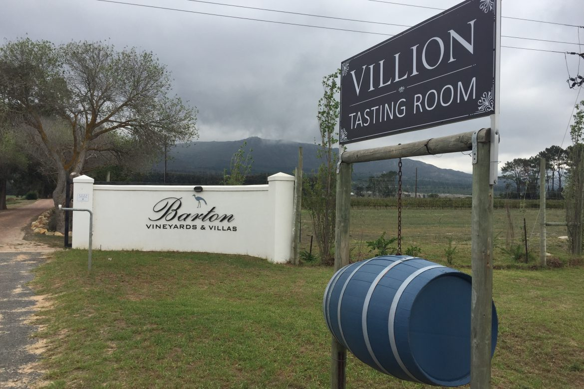 Villion Pairs with Barton in Bot Rivier