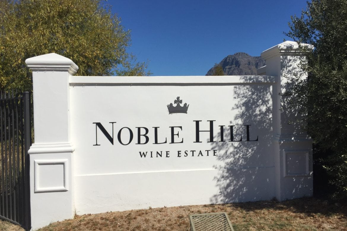 Noble Wines without the Rot