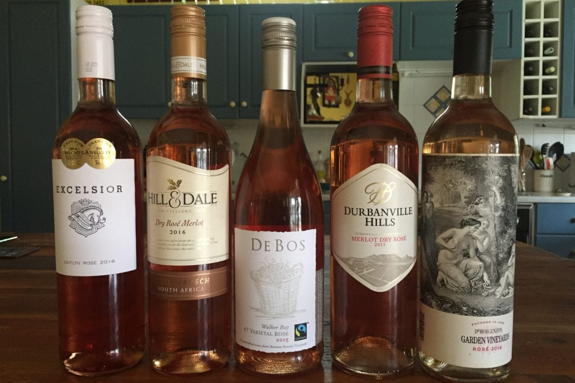 Meeting: Summer Rosés – Tuesday 24 October