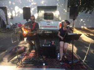 Stellenbosch Street Soiree