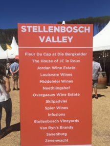 Stellenbosch Wine Festival