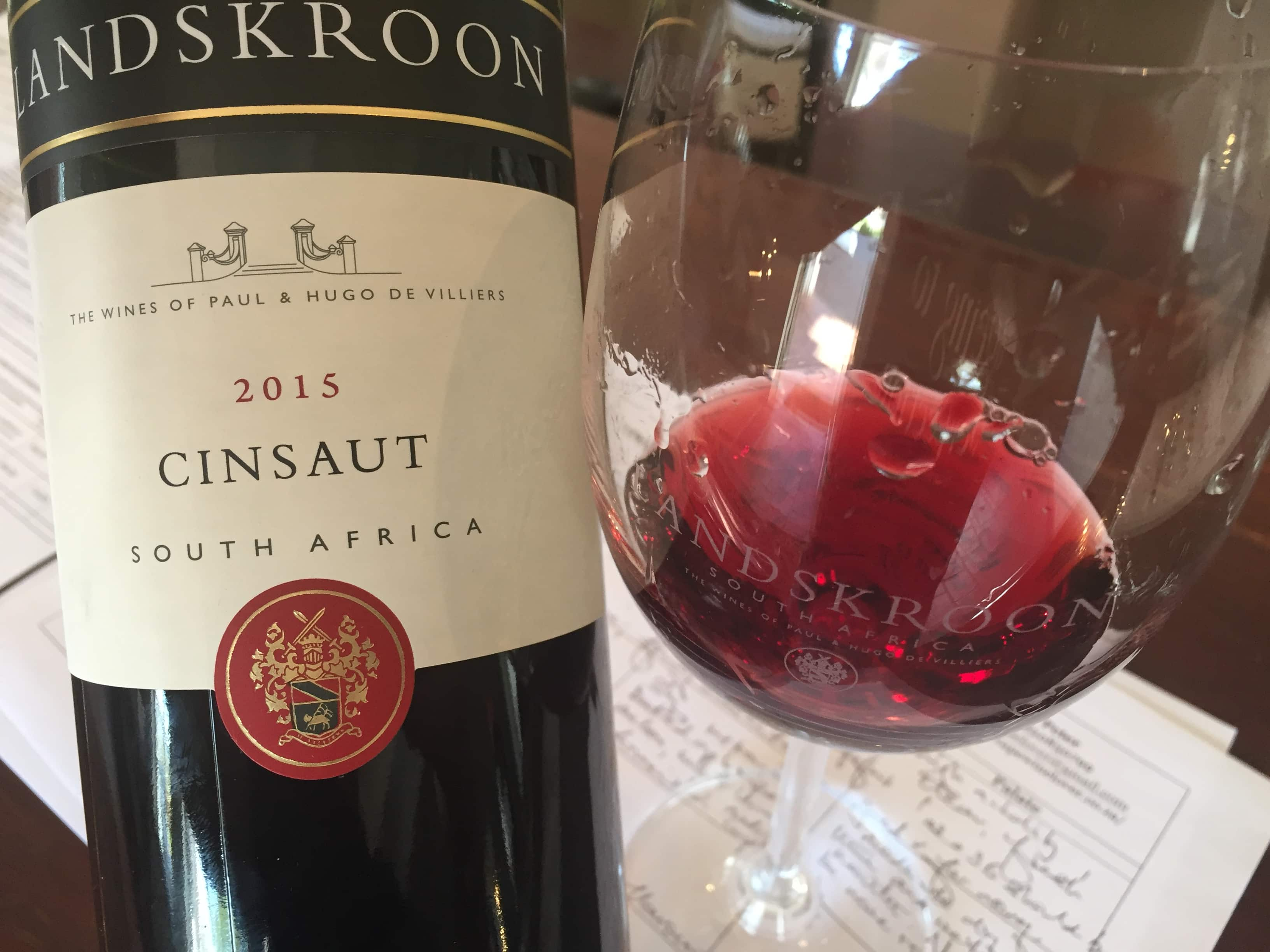 Cinsault Cape Wine Lovers Society