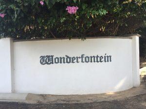 Wonderfontein