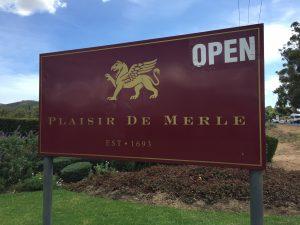 Plaisir de Merle