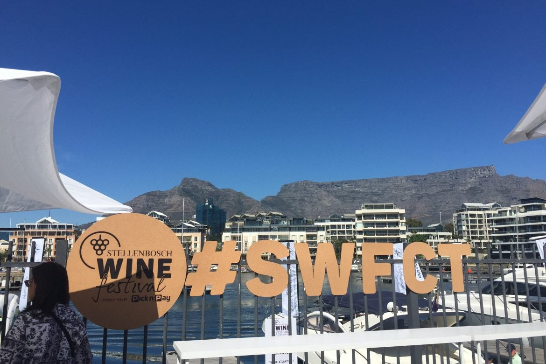 The Cut 'n' Paste Stellenbosch Wine Festival Comes to Cape Town