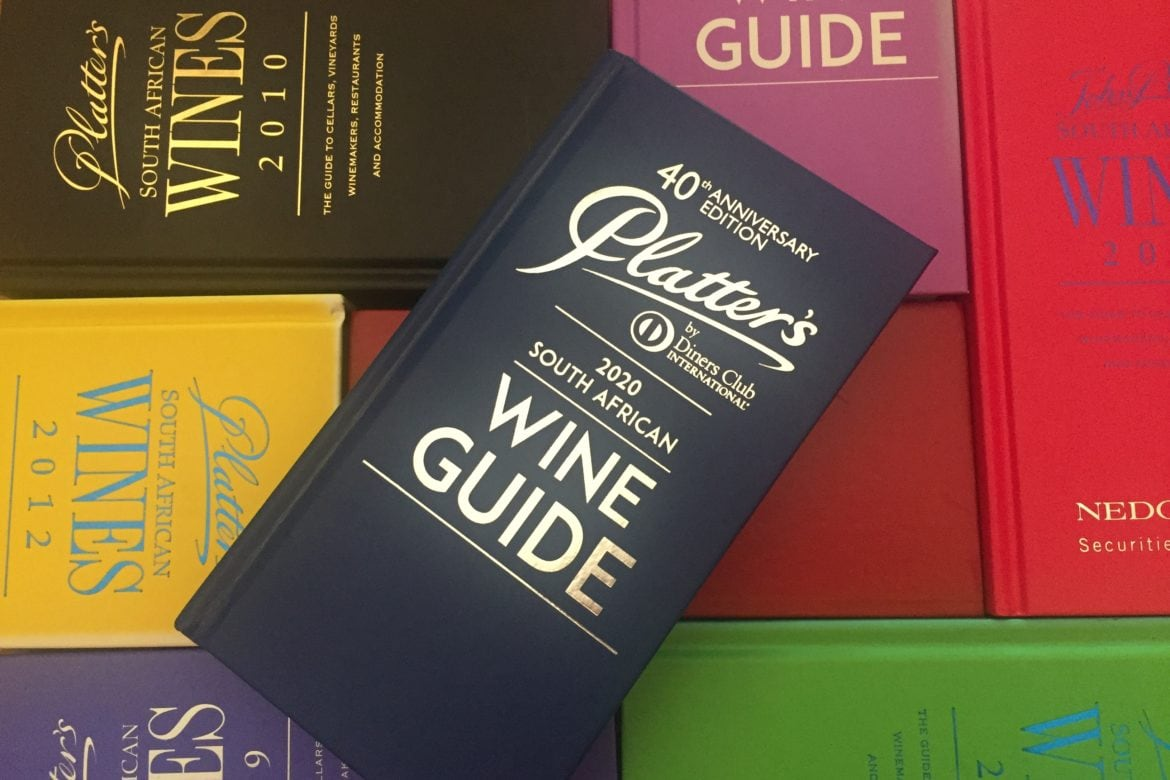 Book Launch and Rreview – Platter's 40th Vintage is Aged to Perfection