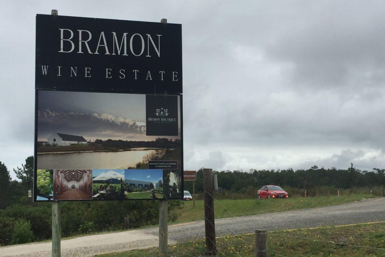 Bramon Beside the (Plettenberg) Bay